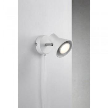 Nordlux 45761001 Eik White Wall Light