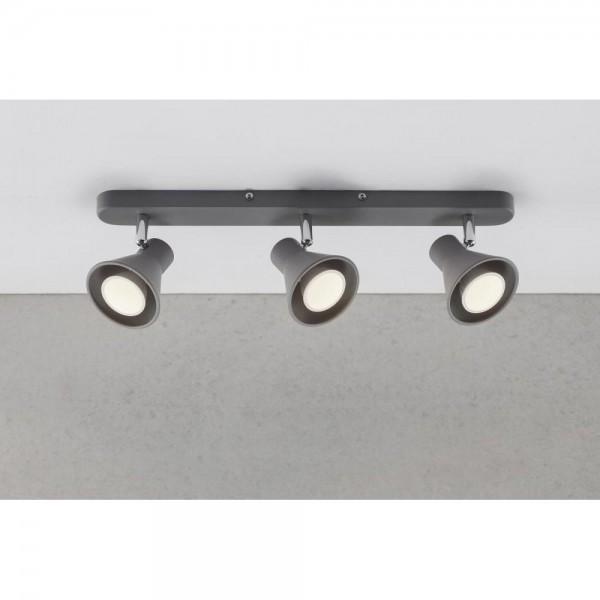 Nordlux 45780110 Eik Grey Ceiling Light