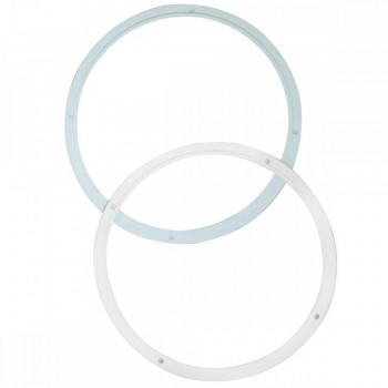 Nordlux DFTP 78946001 White IP S9 LED Bathroom Light