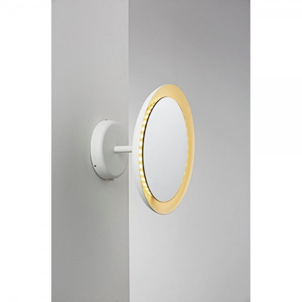 Nordlux DFTP 78471001 White IP S10 LED Bathroom Light