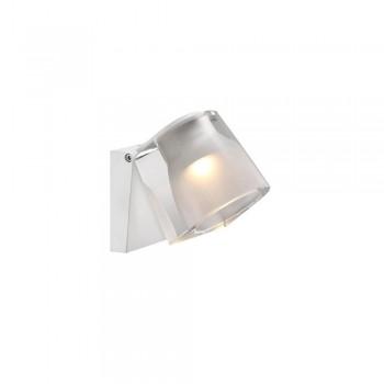 Nordlux DFTP 83051001 White IP S12 LED Bathroom Light