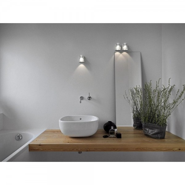 Nordlux DFTP 83051001 White IP S12 LED Bathroom Light