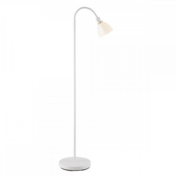 Nordlux 63214001 RAY White/Opal Glass Floor Lamp