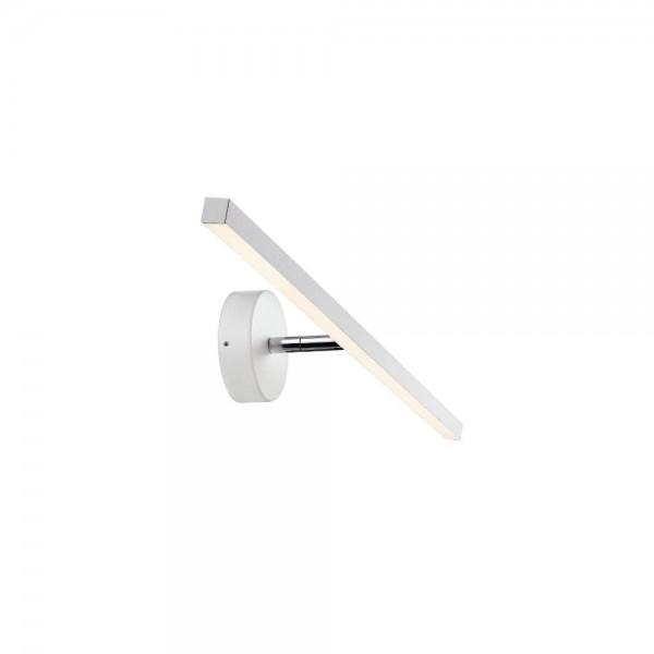 Nordlux DFTP 83071001 White IP S13 60 LED Bathroom Light