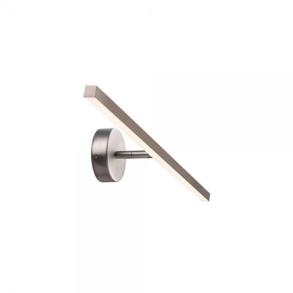 Nordlux DFTP 83071032 Brushed Metal IP S13 60 LED Bathroom Light