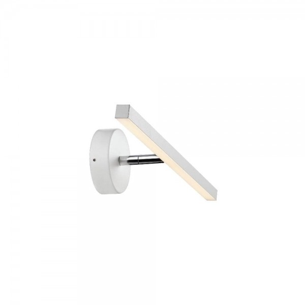Nordlux DFTP 83061001 White IP S13 40 LED Bathroom Light