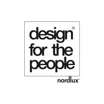 Nordlux DFTP 83061001 White IP S13 40 LED Bathroom Light