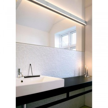 Nordlux DFTP 84531001 White IP S16 LED Bathroom Light