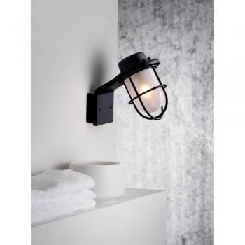 Nordlux DFTP 62329903 Black Marina Bathroom Light