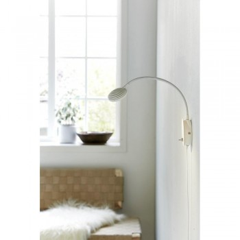 Nordlux 245131 Klarinett White Wall Light