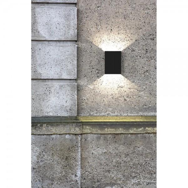 Nordlux DFTP 45401003 Black Fold Wall Light
