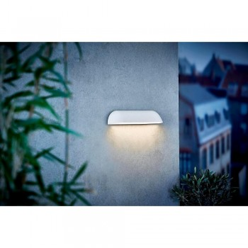 Nordlux DFTP 84091001 White Front 36 LED Wall Light