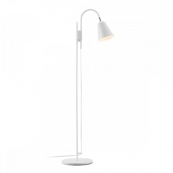 Nordlux 246431 Linea Dimmable White Floor Light