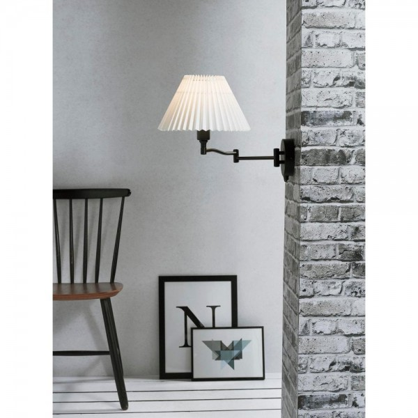 Nordlux Break 19861003 Black Wall Light