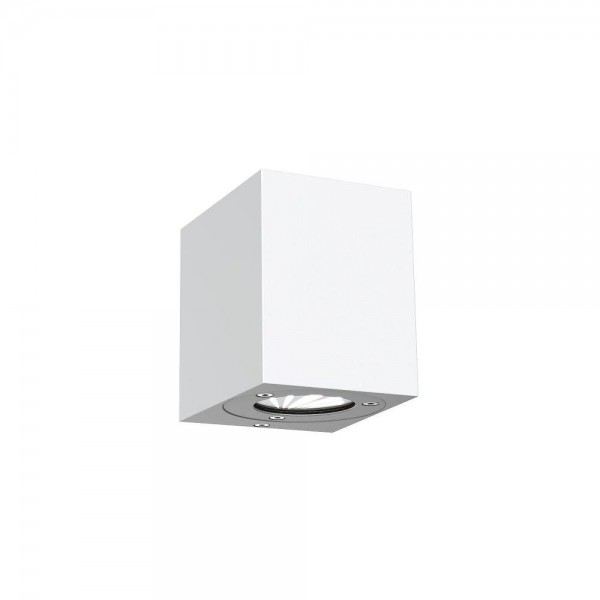 Nordlux DFTP 77521001 White Canto Kubi LED Wall Light