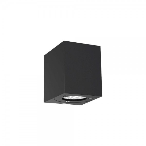 Nordlux DFTP 77521003 Black Canto Kubi LED Wall Light