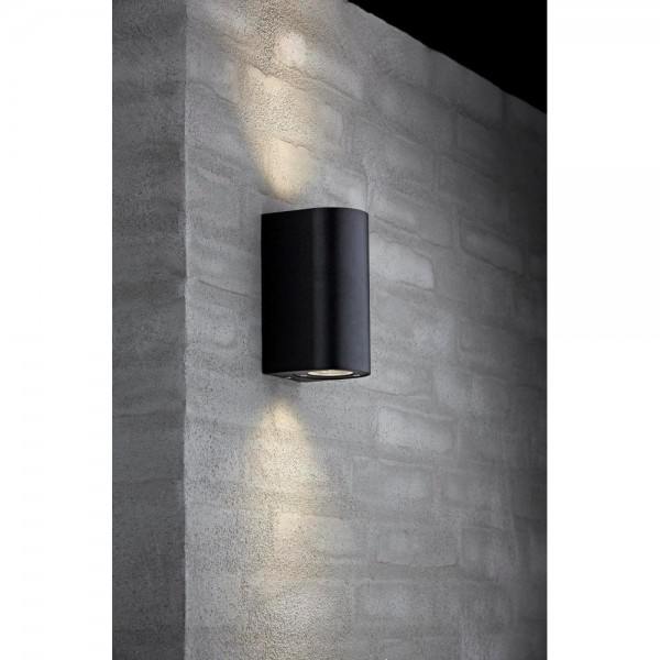 Nordlux DFTP 77561003 Black Canto Maxi Wall Light