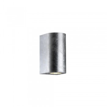 Nordlux DFTP 77561031 Galvanised Steel Canto Maxi Wall Light