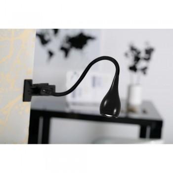 Nordlux Drop 320230 Black Clamp Light