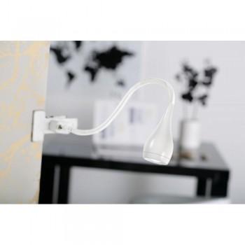 Nordlux Drop 320231 White Clamp Light