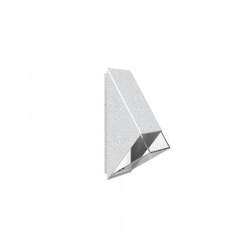 Nordlux DFTP 77441001 White Edge Wall Light