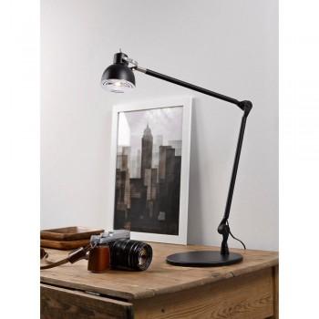 Nordlux Duett 250330 Black Desk and Wall Light