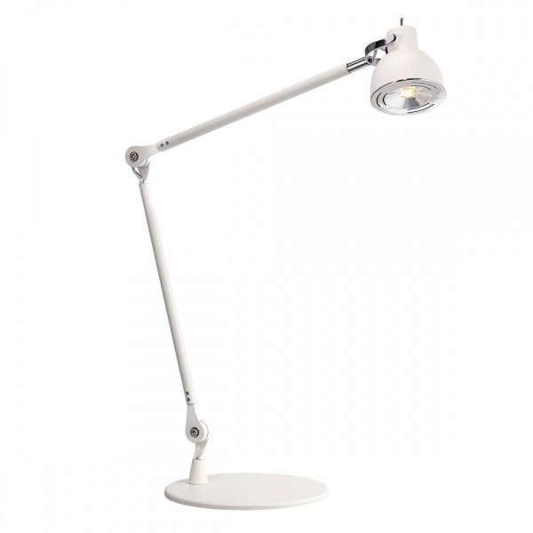 Nordlux Duett 250331 White Desk and Wall Light