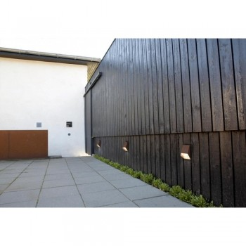 Nordlux DFTP 77441038 Corten Edge Wall Light