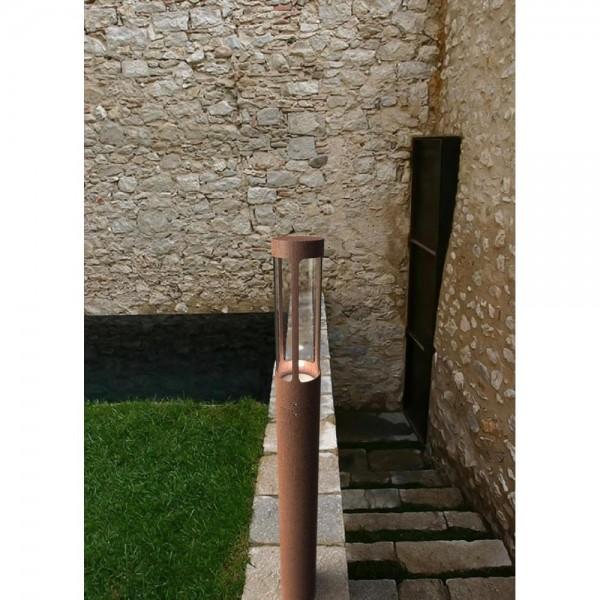 Nordlux DFTP 77499938 Corten Helix Garden Light