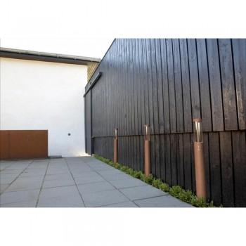 Nordlux DFTP 77498038 Corten Helix Garden Light