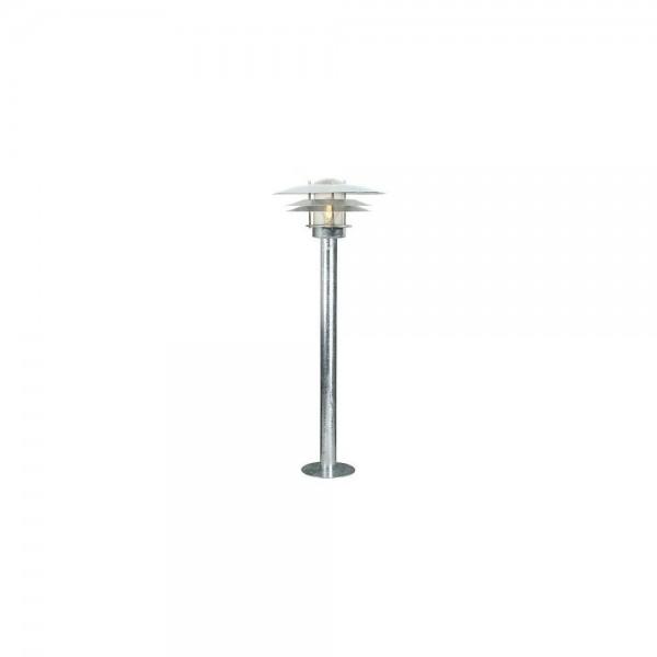Nordlux DFTP 10600319 Galvanised Steel Amalienborg Garden Light