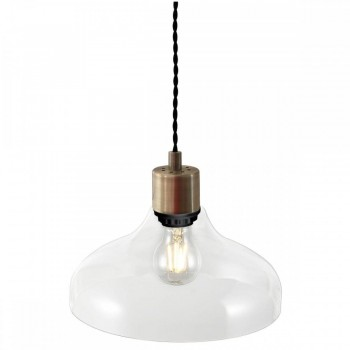 Nordlux Alrun 45263000 Clear Pendant Light
