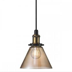 Nordlux Disa 45823027 Amber Pendant Light