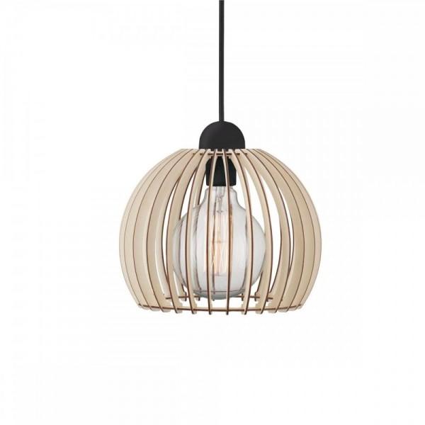 Nordlux 84823014 Chino 25 Wooden Pendant Light