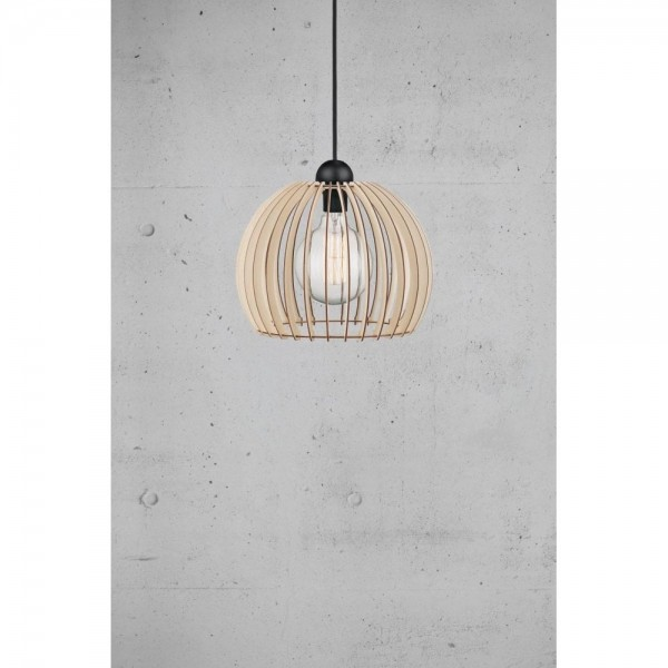 Nordlux 84833014 Chino 30 Wooden Pendant Light