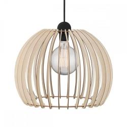 Nordlux 84843014 Chino 40 Wooden Pendant Light