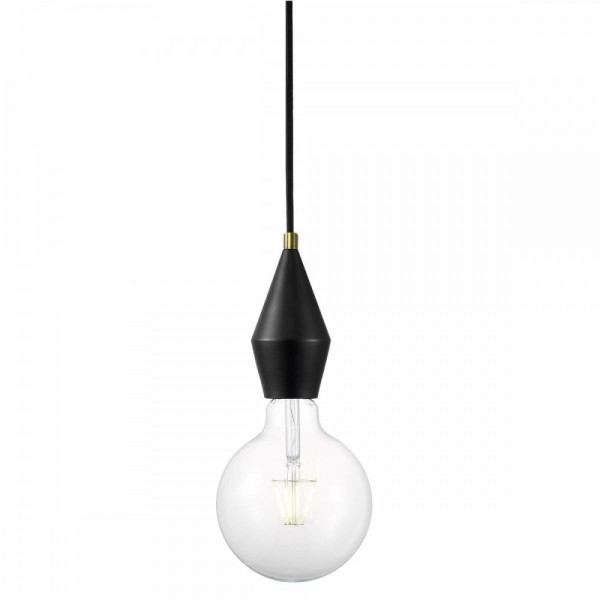 Nordlux Aud 45643003 Black Pendant Light