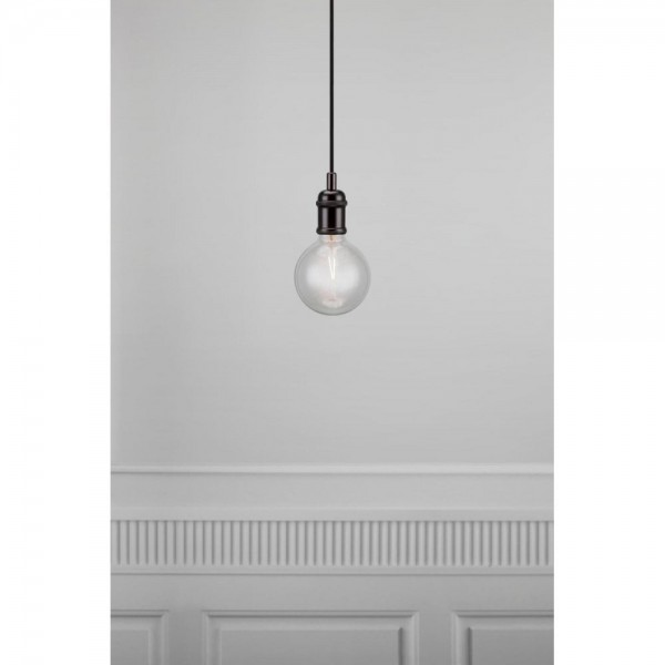 Nordlux 84800003 AVRA Black Suspension Pendant