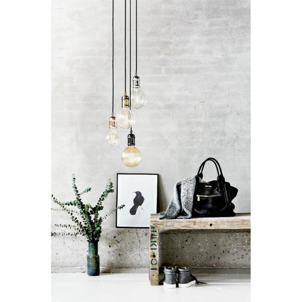 Nordlux 84800033 AVRA Chrome Suspension Pendant