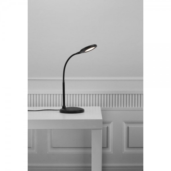 Nordlux Dove 84593103 Black Table Light