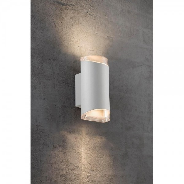 Nordlux Arn 45481001 White Up/Down Wall Light