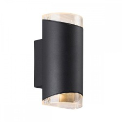 Nordlux Arn 45481003 Black Up/Down Wall Light