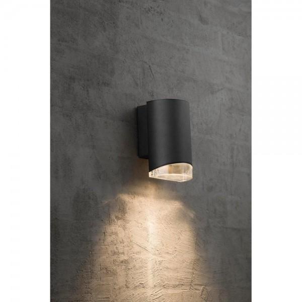 Nordlux Arn 45471003 Black Wall Light