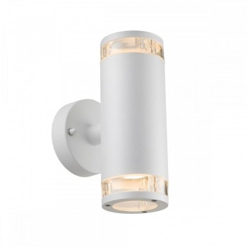Nordlux Birk 45501001 White Up/Down Wall Light