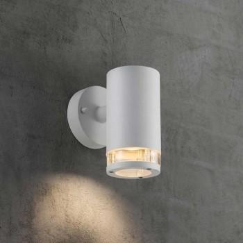 Nordlux Birk 45521001 White Wall Light