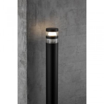 Nordlux Birk 45518003 Black Garden Bollard Light