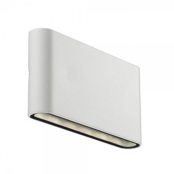 Nordlux Kinver 84181001 White Outdoor Wall Light