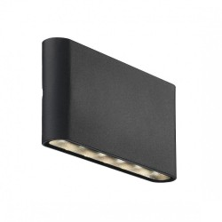 Nordlux Kinver 84181003 Black Outdoor Wall Light