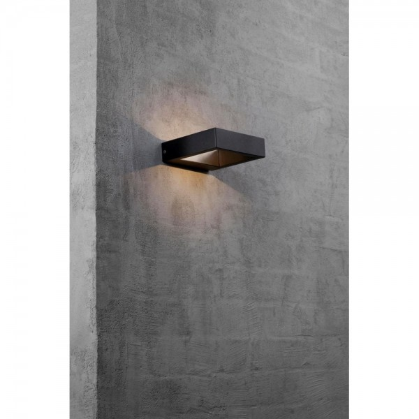 Nordlux Avon 84111003 Black Outdoor Wall Light