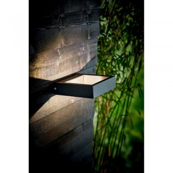 Nordlux Avon 84111003 Black Outdoor Wall Light